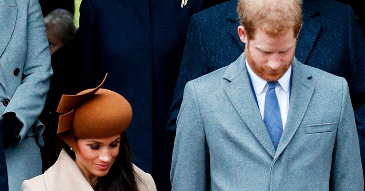Who Do Prince Harry and Meghan Markle Have to Bow and Curtsy to