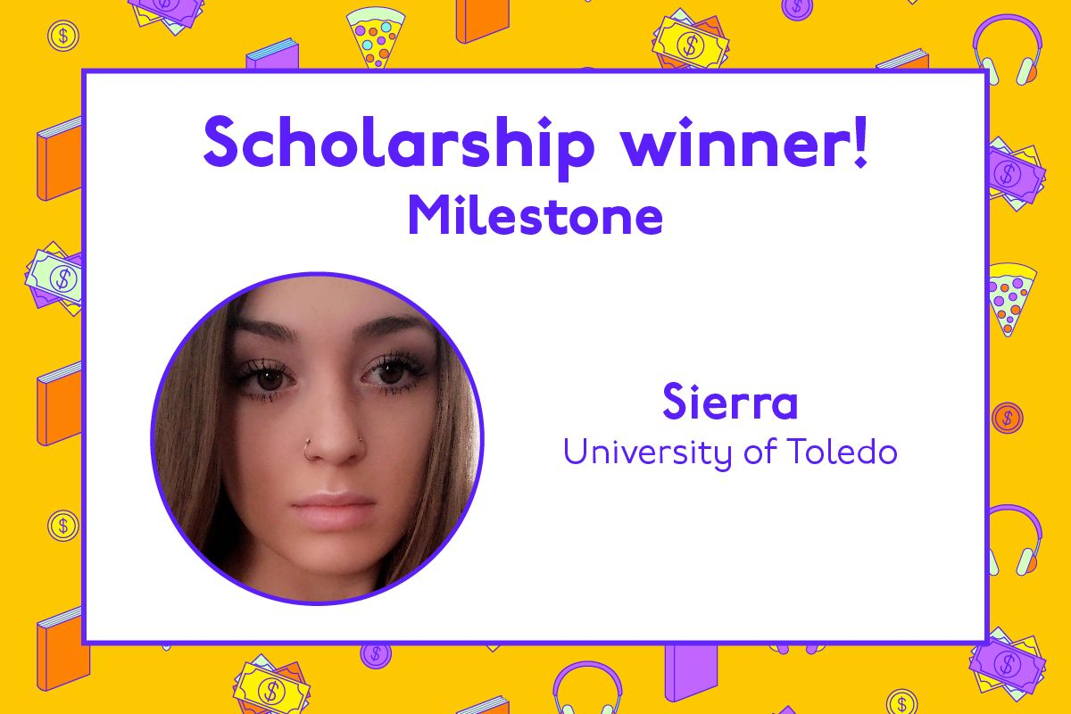 Congratulations to Sierra 🎉