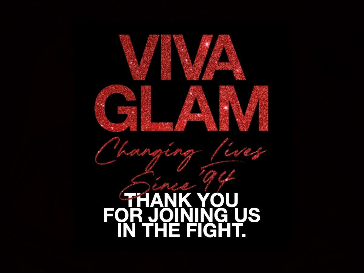 VIVA GLAM | Shades that give back 100%