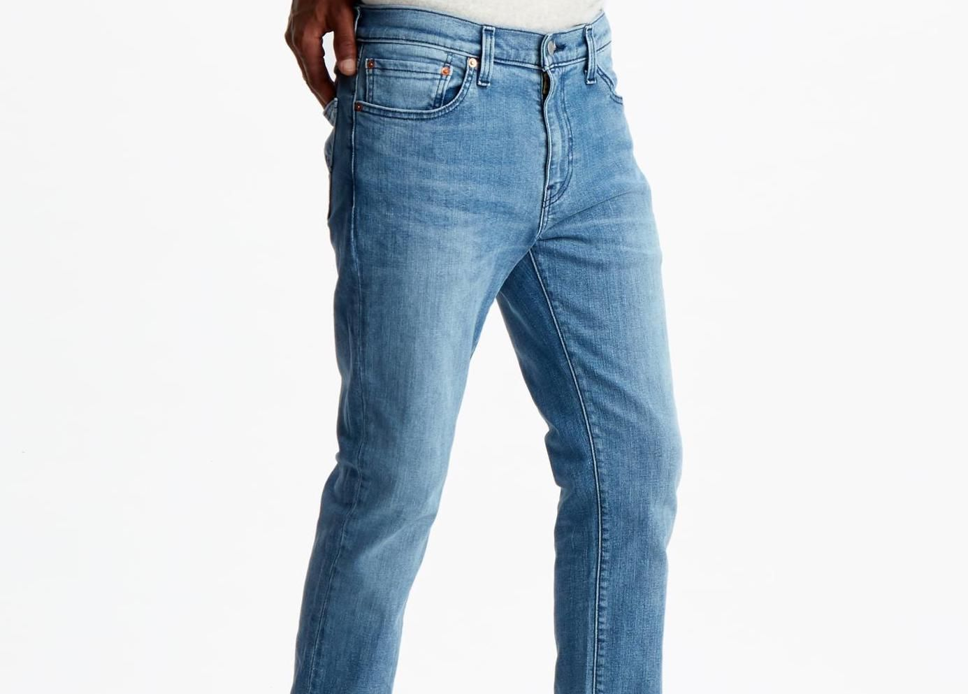 Bored of joggers? Try Levi's Flex with 20% off
