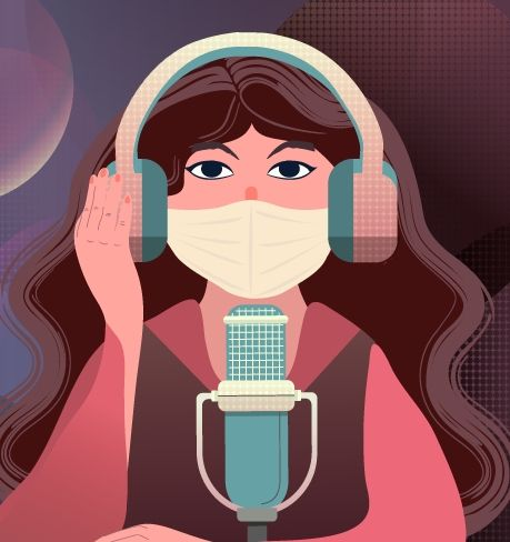 Podcasting While Social Distancing