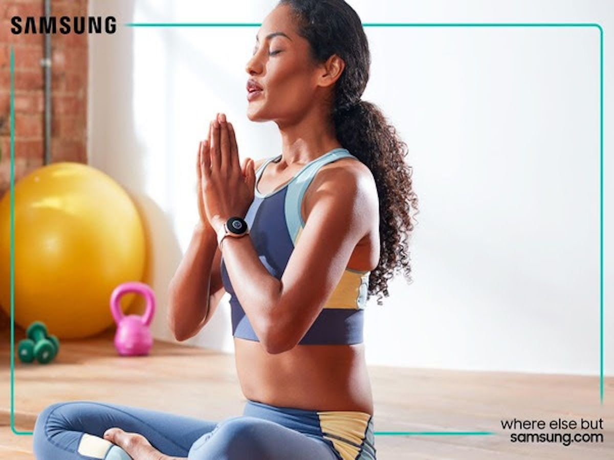 Work out without going out 🧘♀️