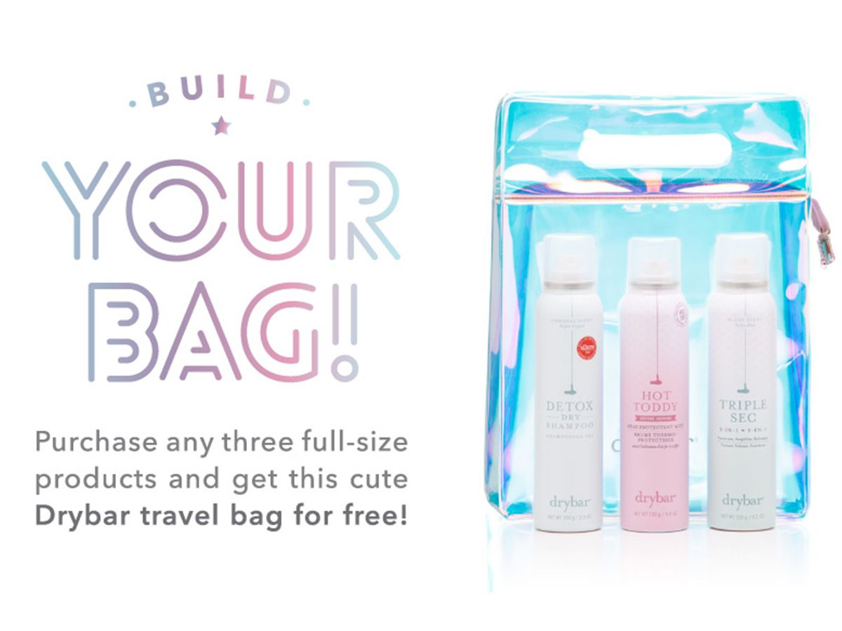 FREE Bag With Purchase! Now Through 11/20. 😍